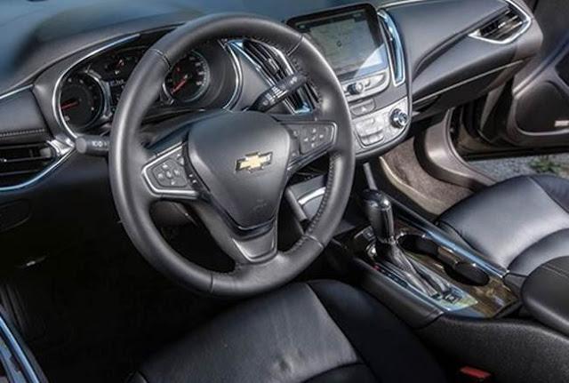 2018 Chevrolet Malibu Review Design