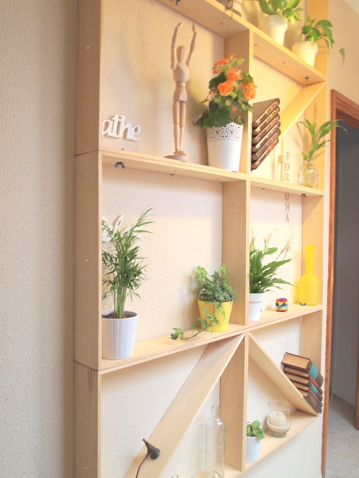 Pensando vintage decorar un pasillo estrecho con material - Como decorar un pasillo estrecho ...