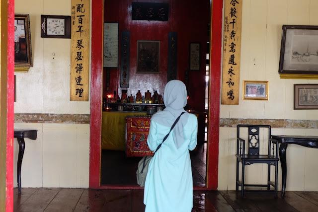 Heritage walk di kampung kapitan palembang, cara ke kampung kapitan palembang, kampung kapitan palembang, sejarah kampung kapitan, pecinan kapitan palembang