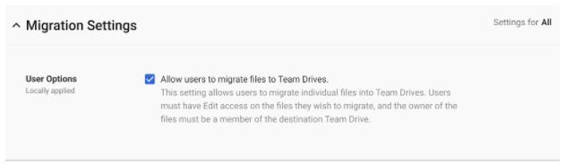 google team drive