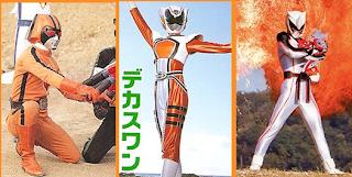 Henshin Grid: Obscure Colors Rangers