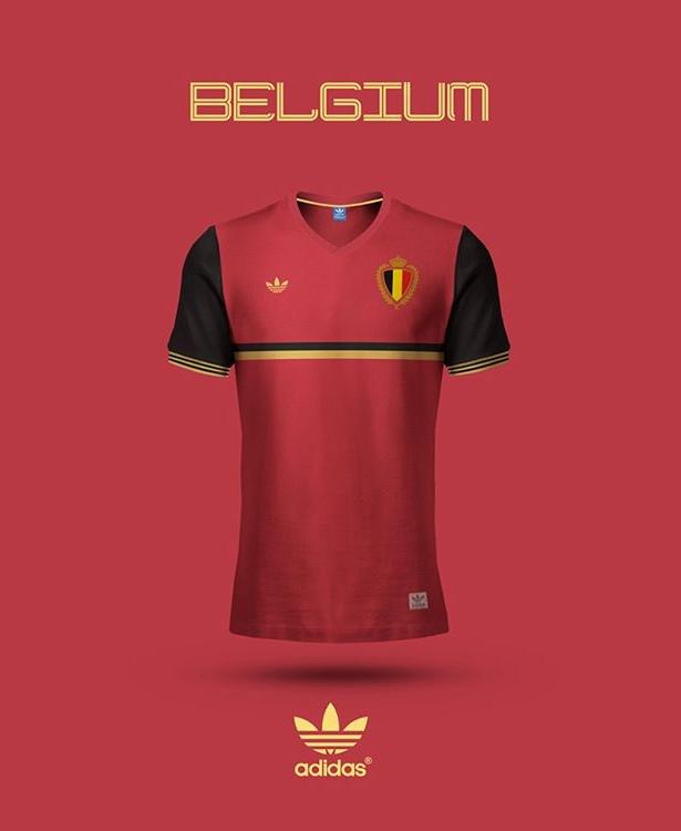 Camisas vintage da UEFA Euro 2016 - Grupo E - Show de Camisas 061e6bb8ee788