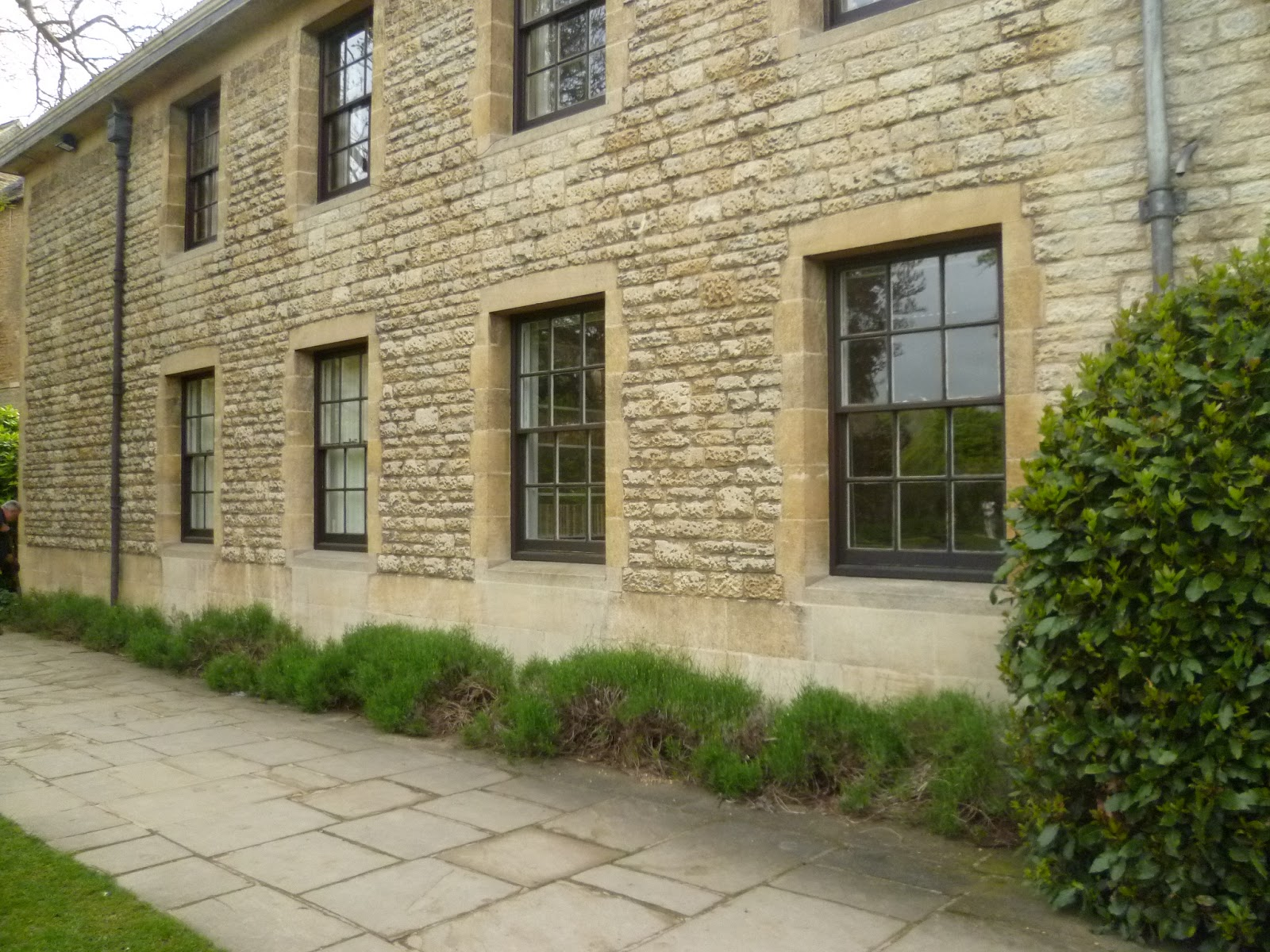 Worcester College Gardeners From Lavender To Bearded Iris