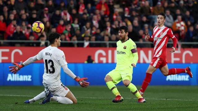 Mustahil Menghentikan Messi Saat Ini
