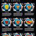 Superman | Evolução do símbolo (Imagem)