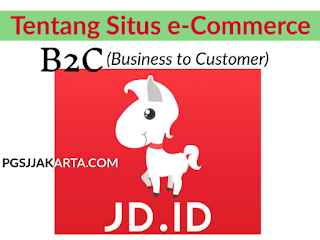 Tentang situs e-Commerce JD.id