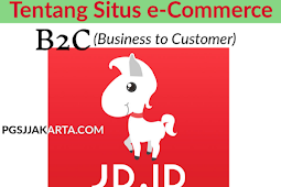 Tentang Situs e-Commerce B2C JD.id Indonesia