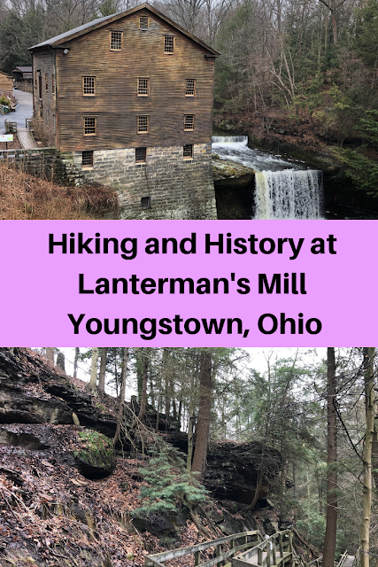 Hiking and History at Lanterman's Mill in Youngstown, Ohio