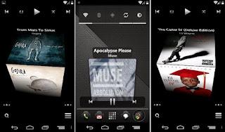 Aplikasi Musik Yang Bisa Menampilkan Yang Didengar di BBM Android