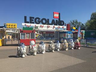 UK R2D2 Builders Club - Legoland 2018