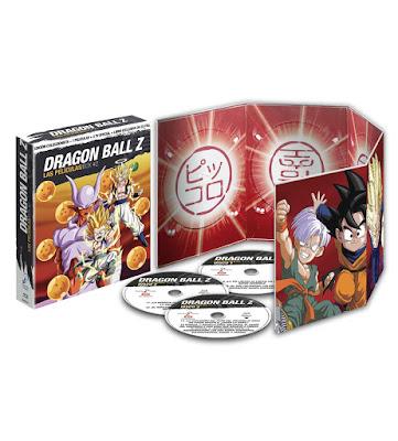 DRAGON BALL Z LAS PELÍCULAS. BOX 2. Bluray Ed. Coleccionistas