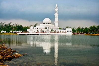 Masjid Tengku Tengah Zaharah, Kuala Ibai