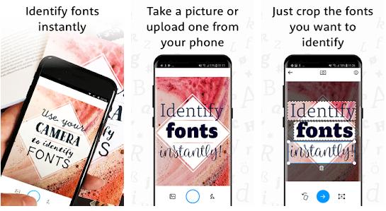 WhatTheFont - Εφαρμογή εύρεσης και εντοπισμού γραμματοσειρών