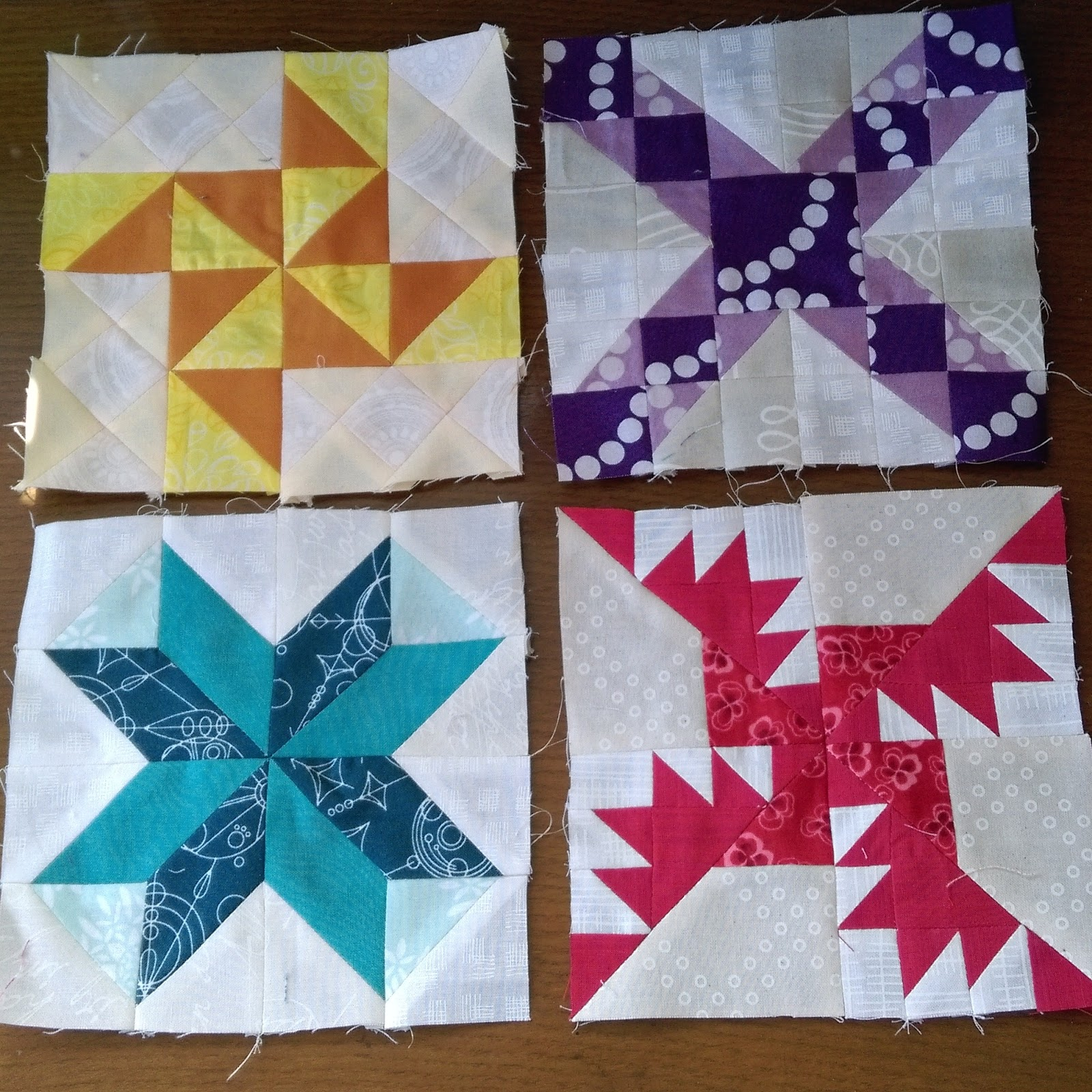 Jennie's Threads: 365 Quilt Challenge [Progress] : 365 days of quilting - Adamdwight.com