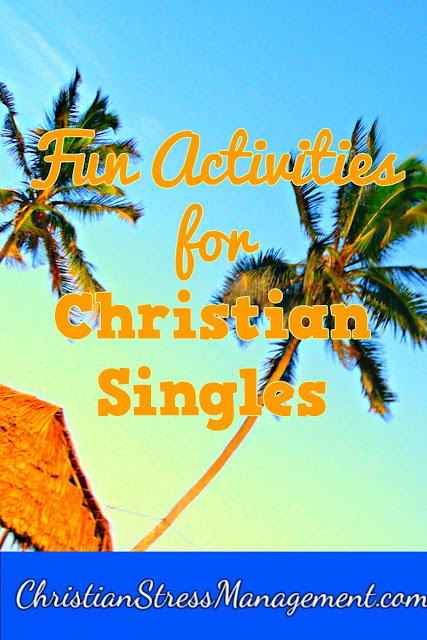Fun activities for Christian singles
