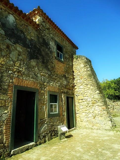 O Paiol de Pólvora da Fortaleza da Ponta Grossa, Florianópolis