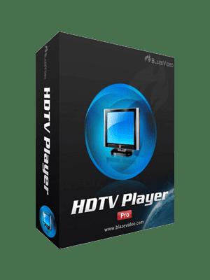 BlazeVideo HDTV Player Professional Box Imagen
