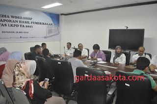 <b>Meski 10 Kabupaten/Kota Raih WTP, Ini Temuan Masalah Dirilis BPK Perwakilan NTB</b>