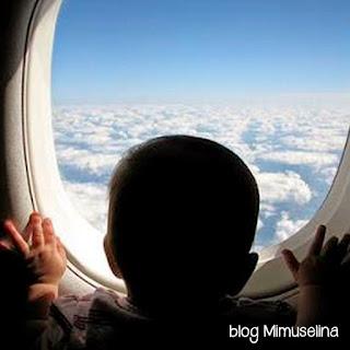 blog mimuselina viajar con niños bebés recién nacidos avión consejos