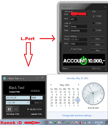 Inject Telkomsel 24 Mei 2015 (Free Premium Inject)