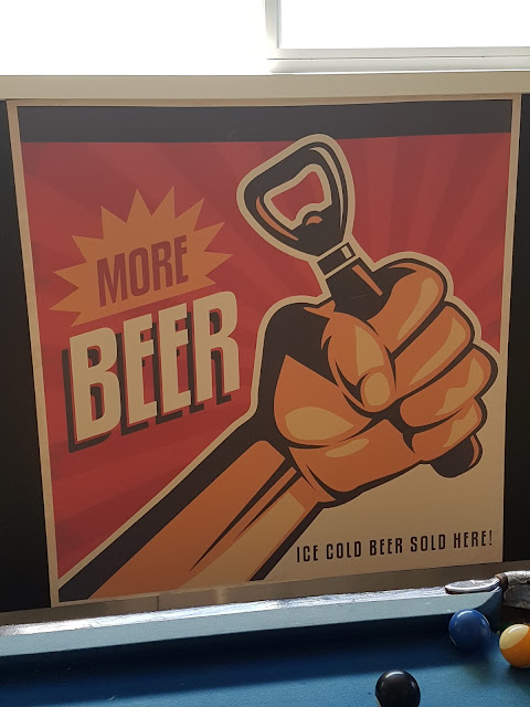 Beer poster from Bigstock