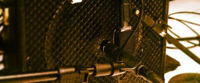 Colocación de Dos Micrófonos para Grabar Guitarra en Estéreo
