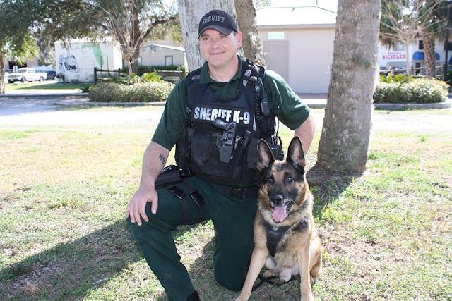 Citrus County Sheriff's Deputy Jonathan Behnen