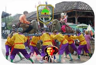 Sisingaan Kesenian Kabupaten Subang