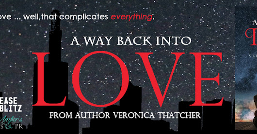 A Way Back into Love Release Day Blitz & Giveaway
