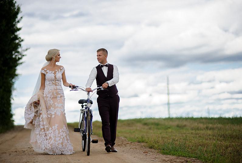 vestuvių fotografas Žemaitijoje