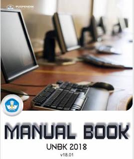 Download Panduan Manual UNBK V18.01 Resmi Terbaru