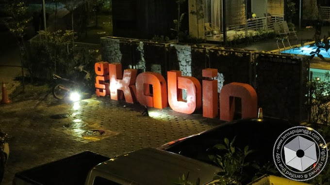 Destinasi Percutian : The Kabin, Jeram