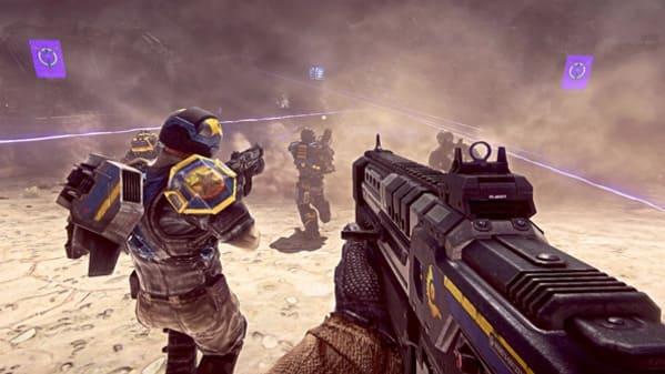 PlanetSide 2. Os 5 melhores jogos de tiro na Steam