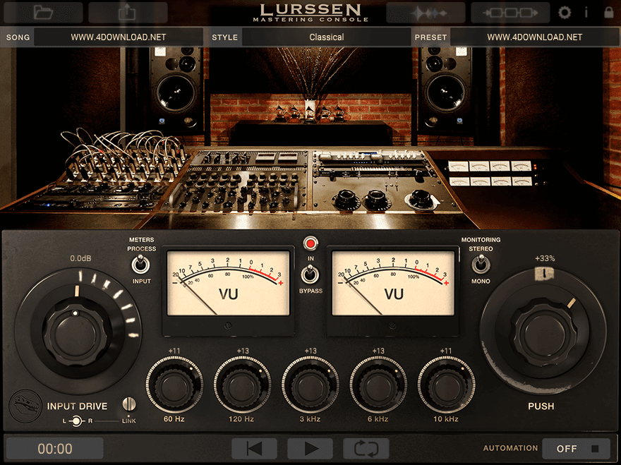 Lurssen Mastering Console Full version FREE DOWNLOAD