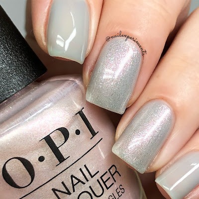 opi throw me a kiss with ring bare-erl always bare for you spring 2019