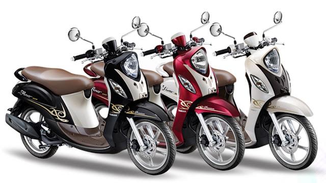 Tebus Harga Yamaha Fino Sekarang Juga secara Cash ataupun Kredit