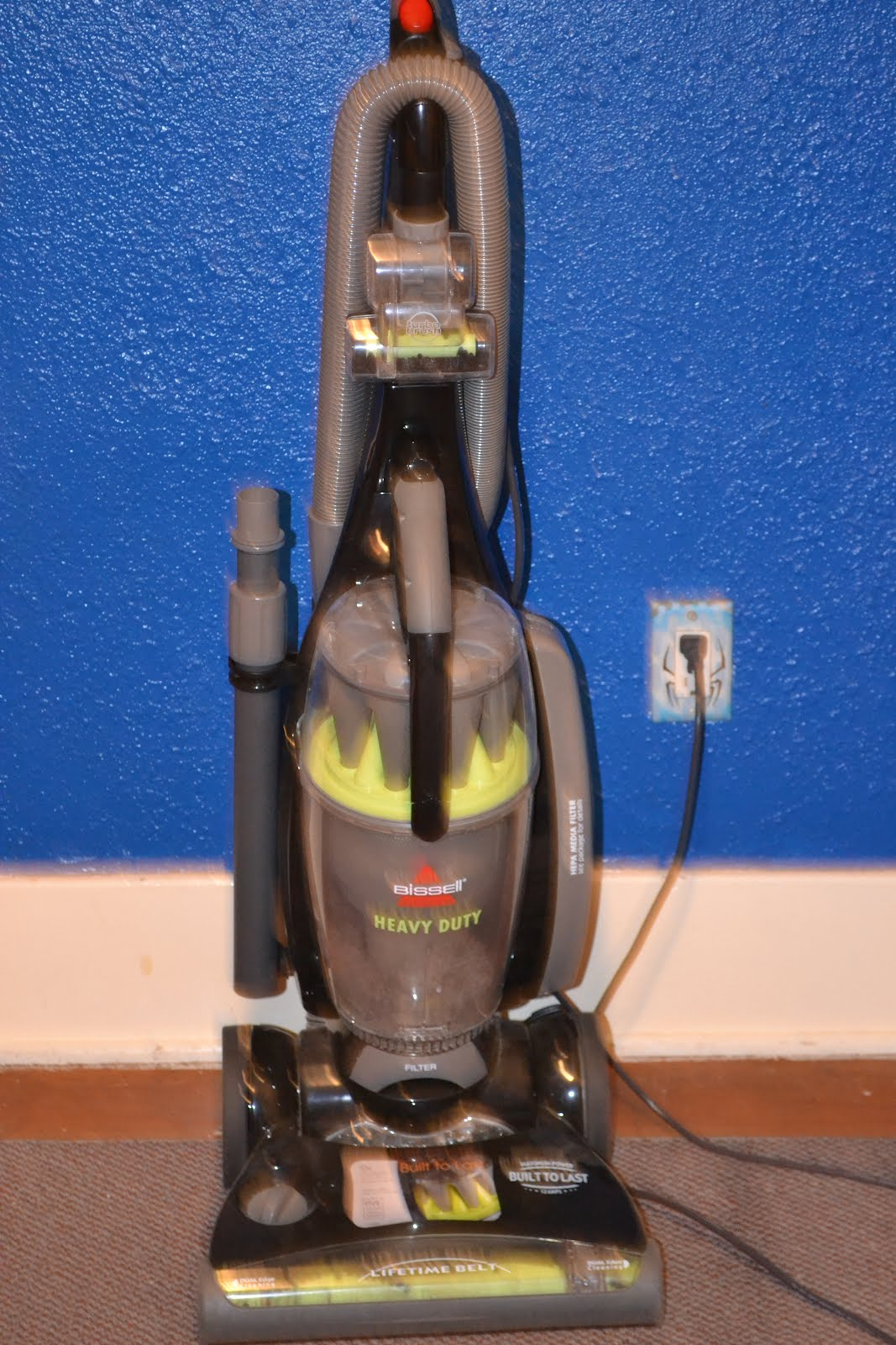 Quilting Ranny S Ramblings Bissell Heavy Duty Vacuum Cleaner