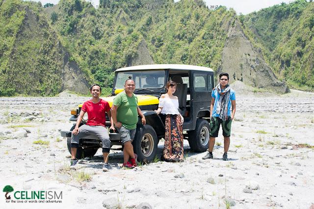toblerone hills pinatubo