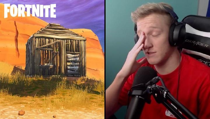 """[Fortnite] Tfue bực mình với những """"thằng ngốc"""" pro player trong Fortinite Battle Royale"""