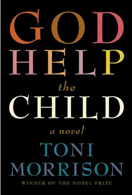 God Help the Child by Toni Morrison - book cover