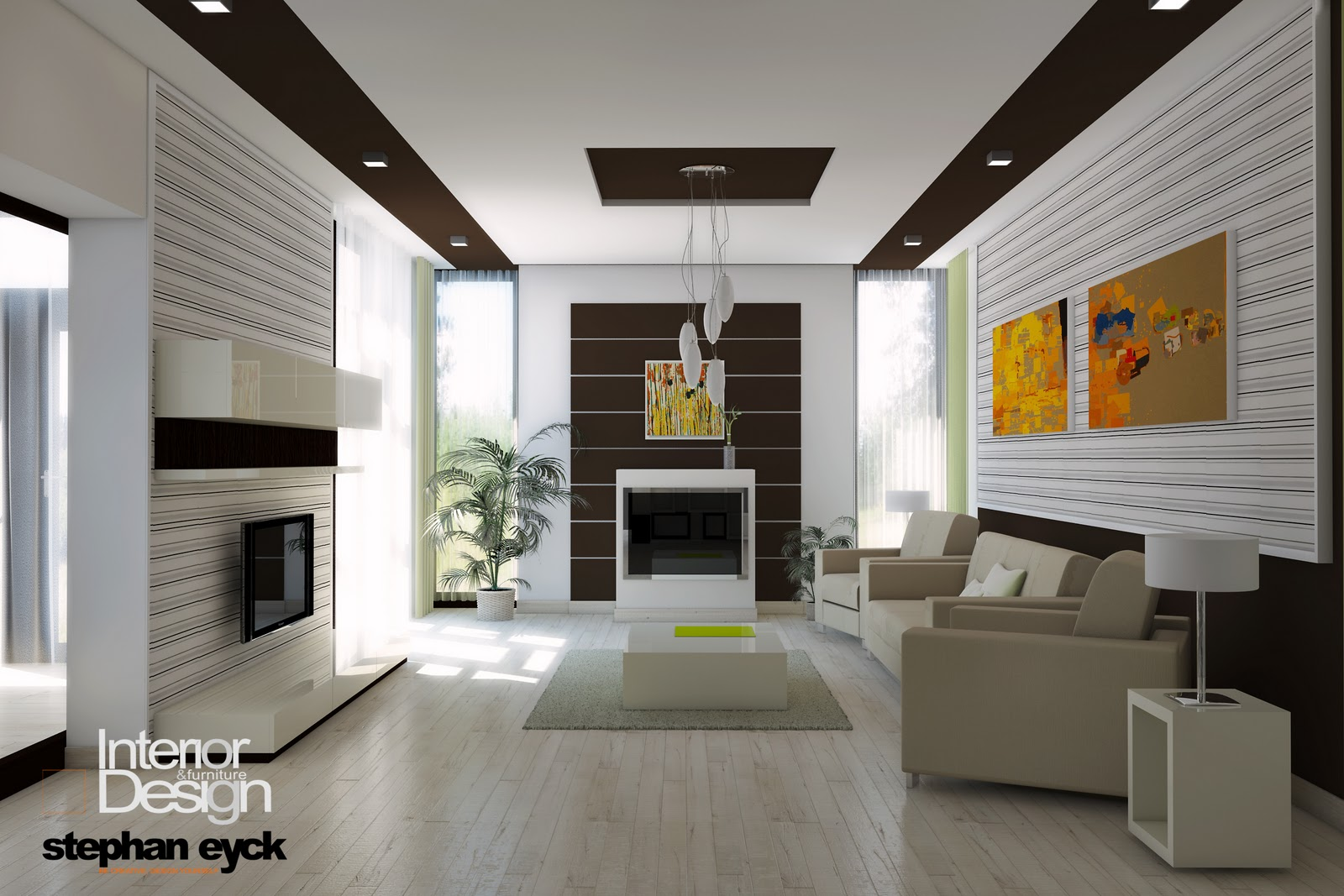 Design interior casa bucuresti livingroom for Casa design