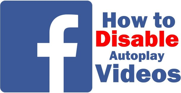 stop autoplay video facebook