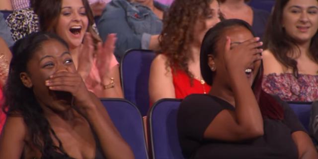 فيديو لإمرأة يفضح سرقتها لهدايا على الهواء مباشرة شاهد كيف كان رد فعلها