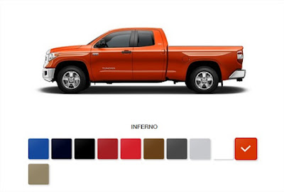 2017 toyota tundra changes
