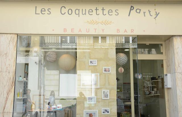 Les Coquettes Party... Beauty Bar et bien plus à Bordeaux