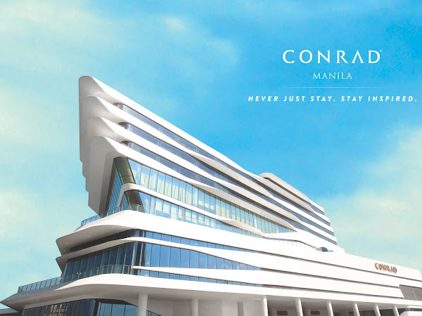 Weekend Staycation in Conrad Manila