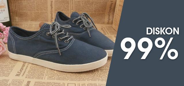 Diskon Sepatu Sneakers