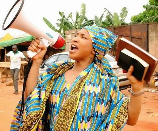 tonto dikeh lady evangelist
