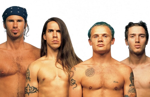 Red Hot Chili Peppers - Midis