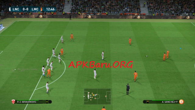 PES 2017 v0.9.0 Mod Apk+Data Obb Terbaru (Work For Android 4.0+)